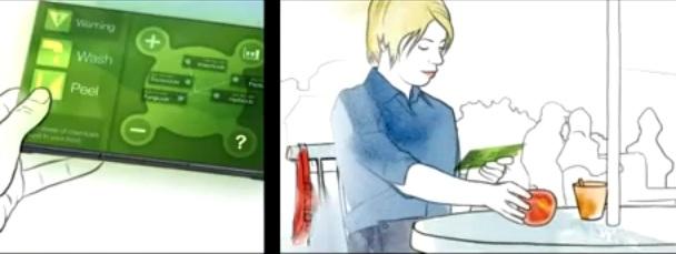 TECH Nokia Morph Concept